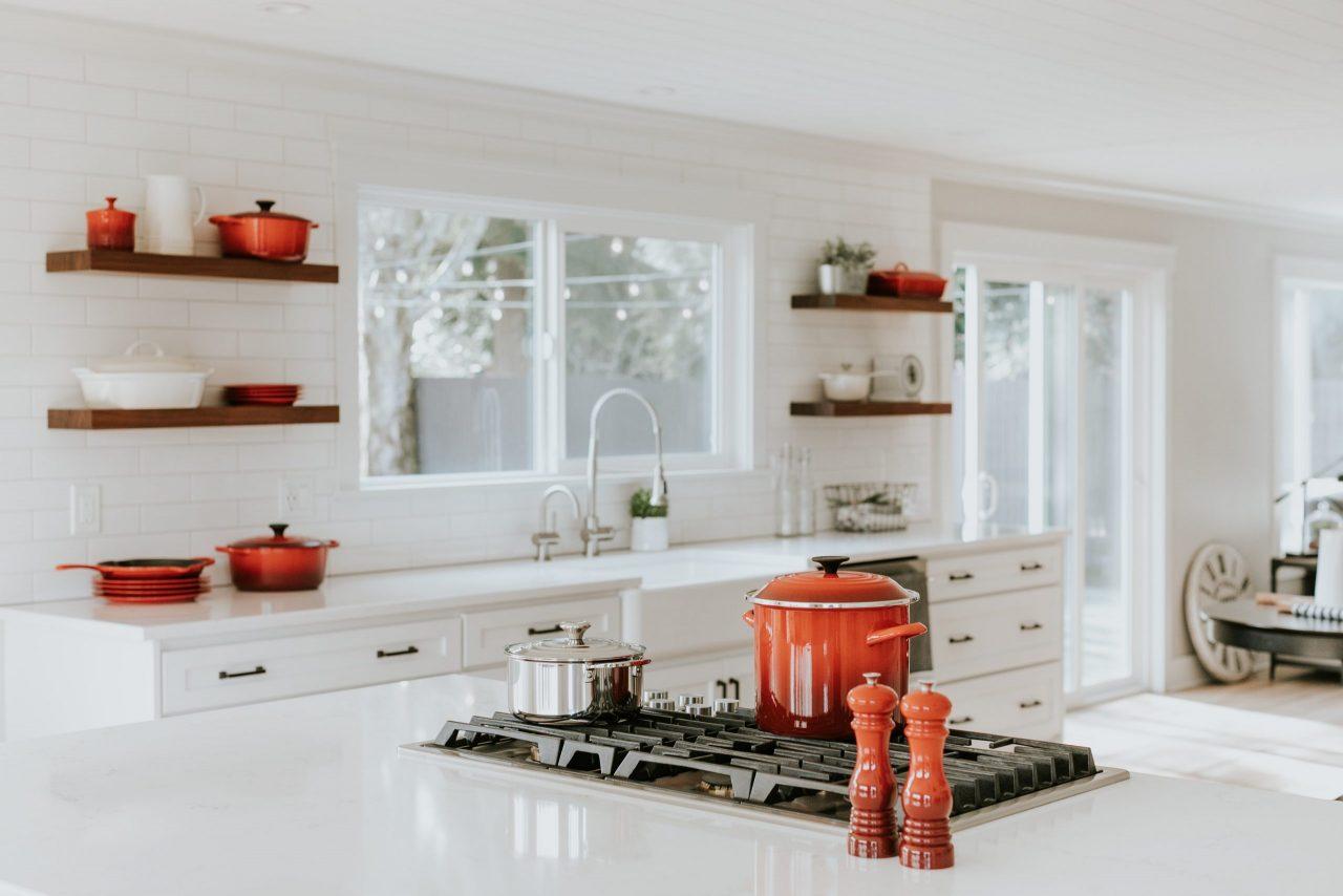Les matériaux nécessaires dans la cuisine