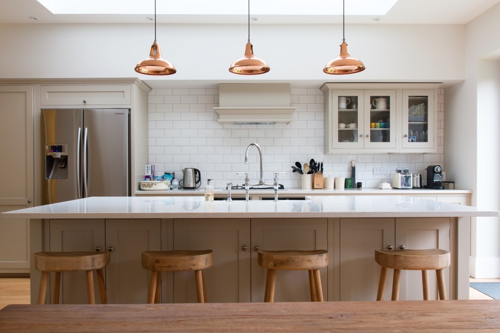 Une cuisine hyper connectée la nouvelle tendance du marché